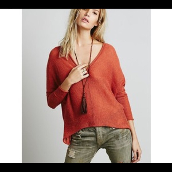 97386bf9c888 Free People Sweaters - Free People Sadie Pullover sweater